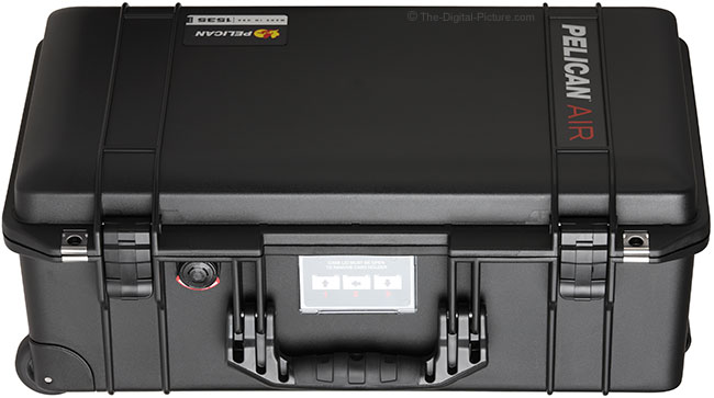Pelican 1535 AIR Hard Case Right Side