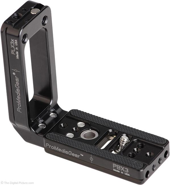 ProMediaGear PLX3x Universal L-Bracket Top