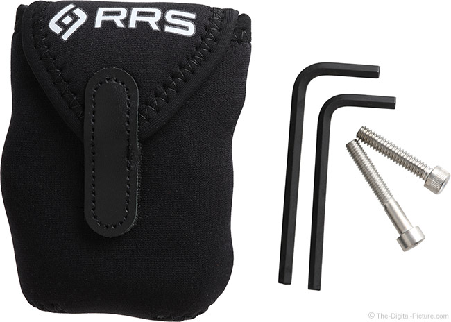 Really Right Stuff PC-LR Round Panning Clamp Pouch