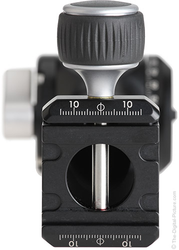 Really Right Stuff PG-02 Pano-Gimbal Head Vertical Arm Base