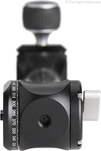Really Right Stuff PG-02 Pano-Gimbal Head Vertical Arm Top