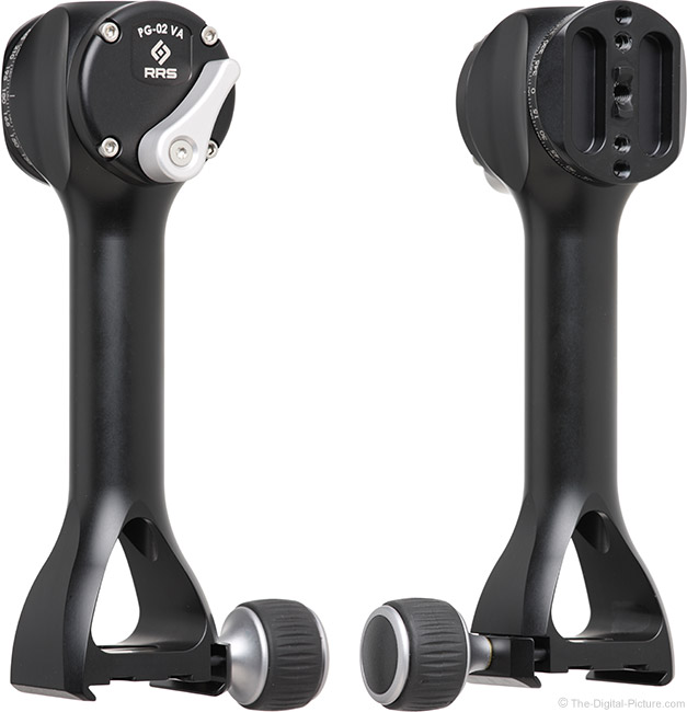 Really Right Stuff PG-02 Pano-Gimbal Head Vertical Arm