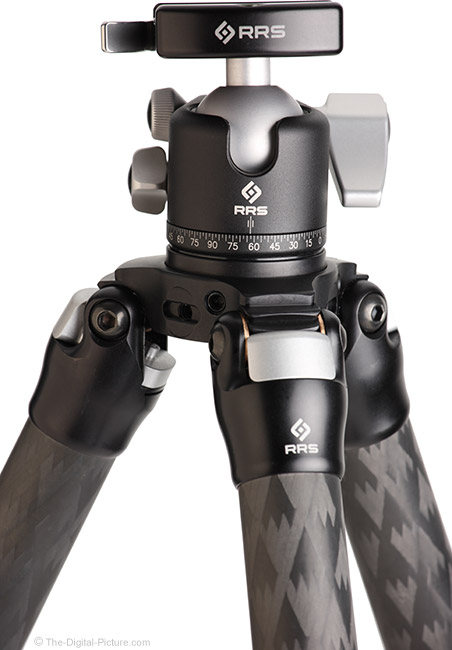 Really Right Stuff TFC/TVC-24/24L Mk2 Tripod with BH-40 Ball Head