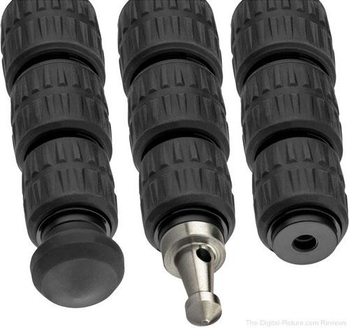 Robus RCM-439 Carbon Fiber Monopod Feet