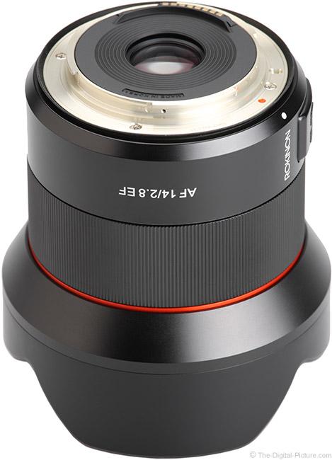 Rokinon AF 14mm f/2.8 Lens Mount