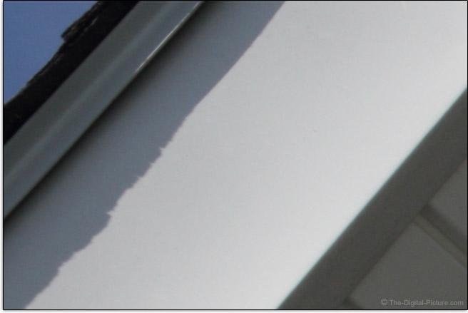 Samyang 14mm f/2.8 Lens Chromatic Aberration Example