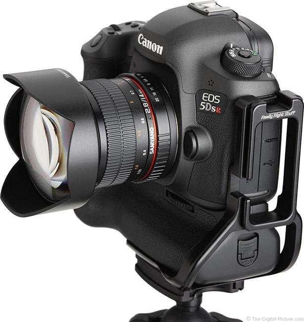 Samyang 14mm f/2.8 Lens Angle View