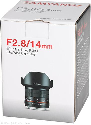 Rokinon (Samyang) 14mm f/2.8 IF ED UMC Lens Review
