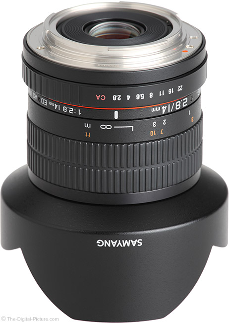 Samyang 14mm f/2.8 Lens Mount