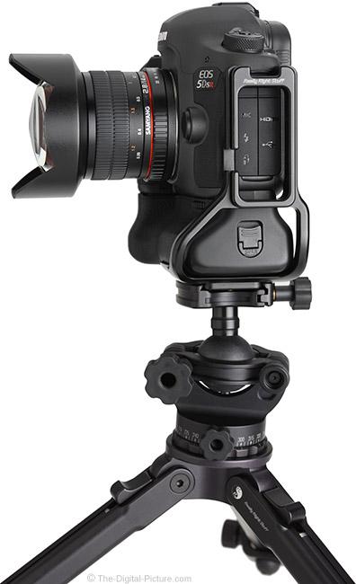 Samyang 14mm f/2.8 Lens on Tripod