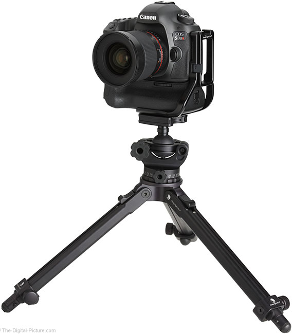 Samyang 16mm f/2 Lens on Tripod