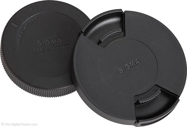 Sigma 100-400mm f/5-6.3 DG DN OS Contemporary Lens Cap