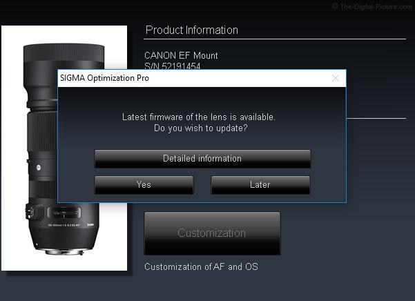Sigma 100-400mm f/5-6.3 DG OS HSM C Lens Dock Examples