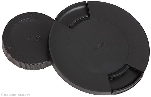 Sigma 105mm f/1.4 DG HSM Art Lens Cap