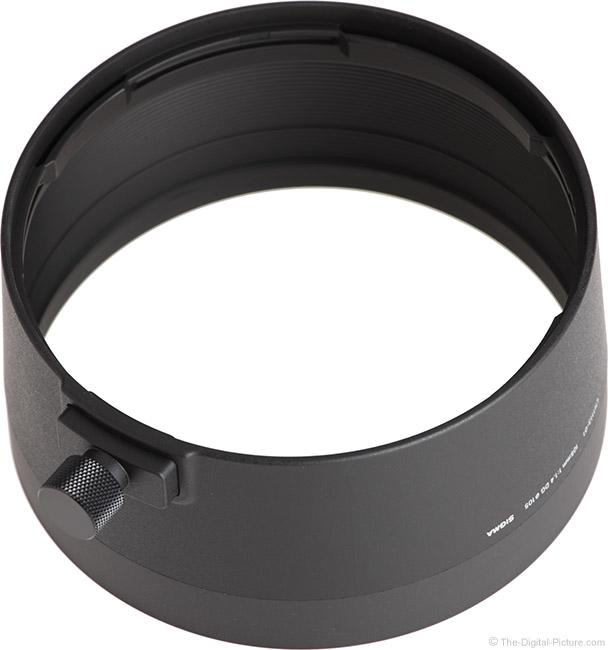 Sigma 105mm f/1.4 DG HSM Art Lens Hood
