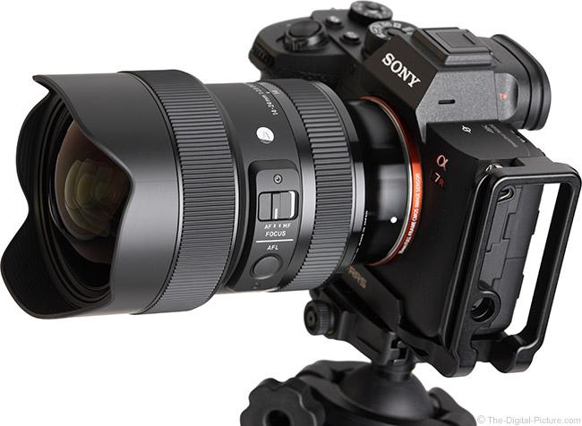 Sigma 14-24mm f/2.8 DG DN Art Lens Angle View 2