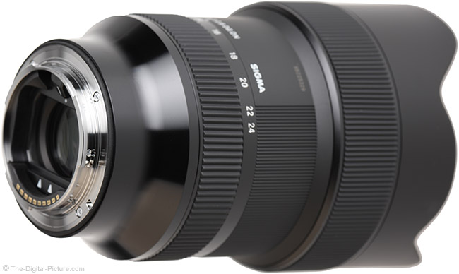 Sigma 14-24mm f/2.8 DG DN Art Lens Mount