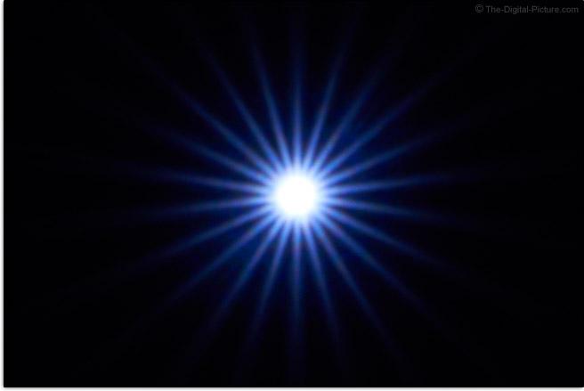Sigma 14-24mm f/2.8 DG DN Art Lens Sunstar Effect Example