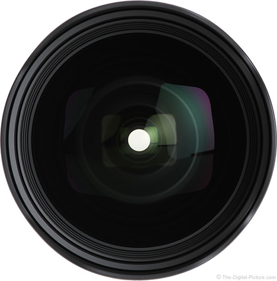 Sigma 14-24mm f/2.8 DG HSM Art Lens Front View