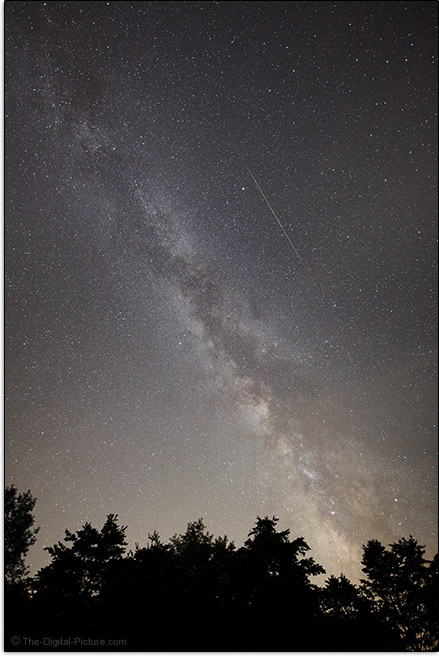Sigma 14mm f/1.8 Art Lens Astrophotography Sample Picture