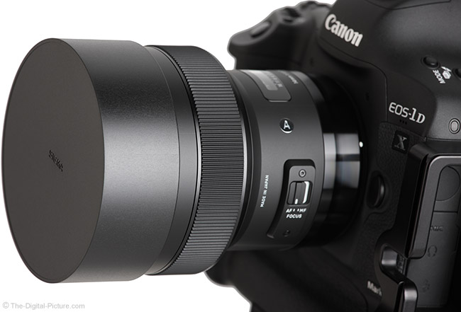Sigma 14mm f/1.8 Art Lens Cap