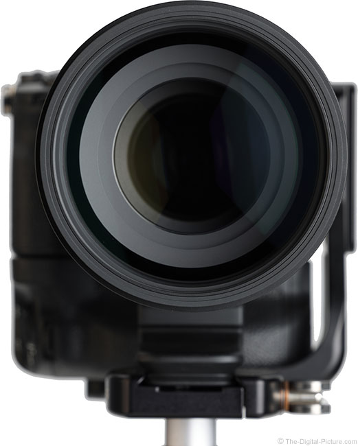 Sigma 150-600mm f/5-6.3 DG DN OS Sports Lens Front View