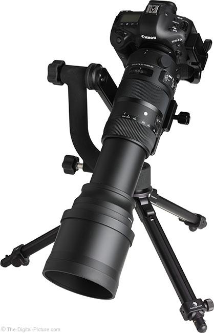 Sigma 150-600mm OS Sports Lens
