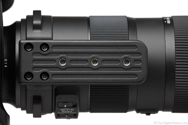 Sigma 150-600mm OS Sports Lens Tripod Foot