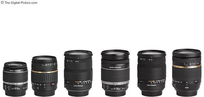 Tamron 18-270mm f/3.5-6.3 Di II VC LD Lens Review
