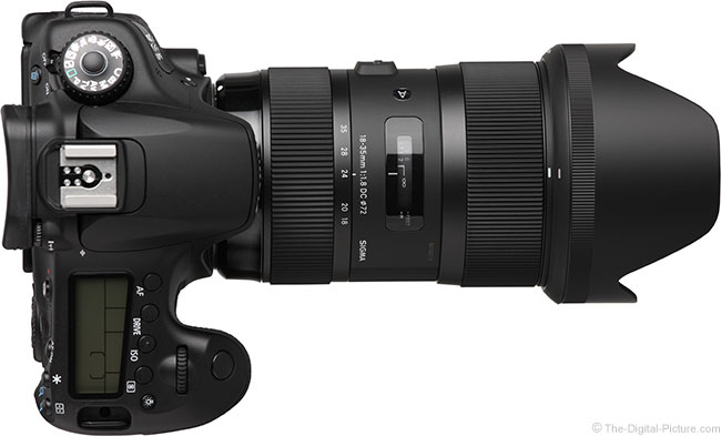 Ultra-Popular Sigma 18-35mm f/1.8 DC HSM Art Lens in the Adorama Deals of the Day — Save $220.00!