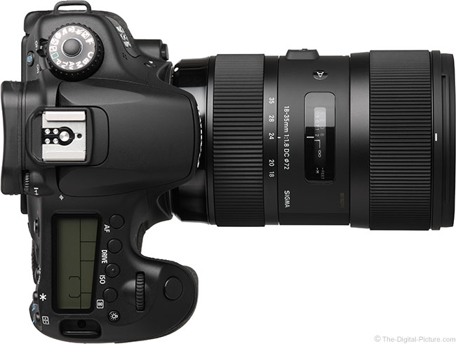 Sigma 18-35mm f/1.8 DC HSM Art Lens and More Featured Today in the B&H DealZone