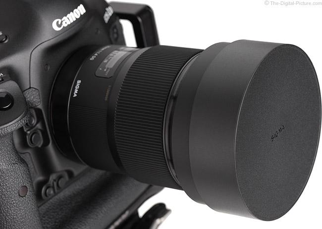 Sigma 20mm f/1.4 DG HSM Art Lens Cap