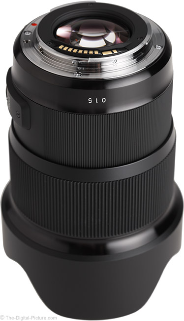 Sigma 20mm f/1.4 DG HSM Art Lens Mount
