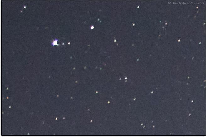 Sigma 24-70mm f/2.8 DG DN Art Lens Coma Example
