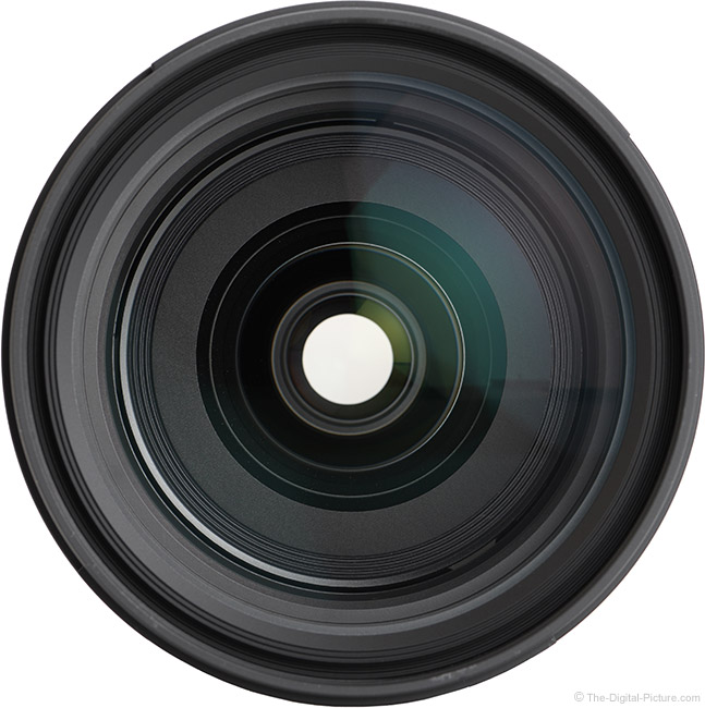 Sigma 24-70mm f/2.8 DG DN Art Lens Front View