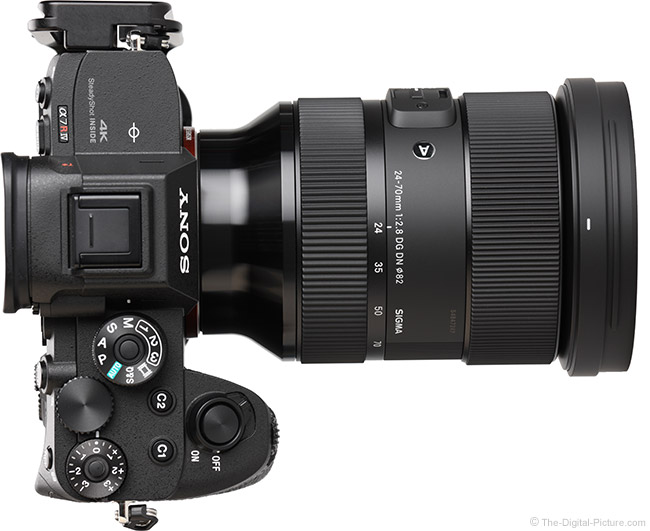 Sigma Black Friday Sale Now Live – Save Up To $400 on 14 Lens Models, Plus Get Free Gear