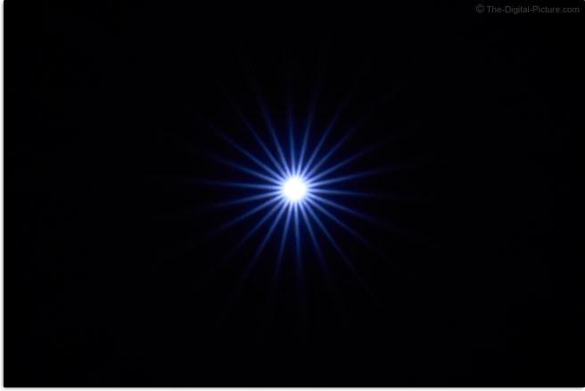 Sigma 24-70mm f/2.8 DG DN Art Lens Sunstar Effect Example