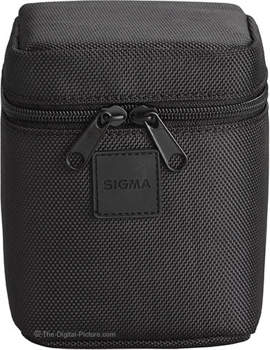 Sigma 24mm f/1.4 DG HSM Art Lens Case
