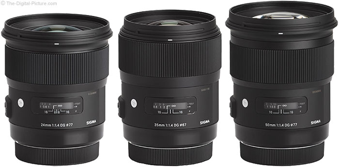 Sigma f/1.4 Art Lens Family Picture