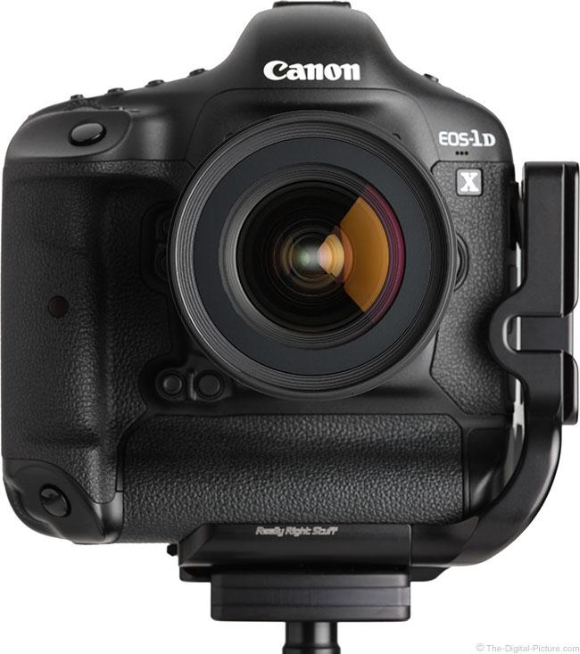 Sigma 24mm f/1.8 EX DG Lens Front View