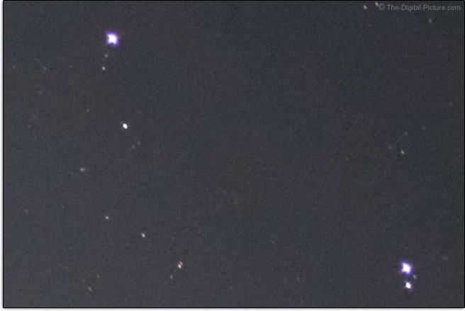Sigma 24mm f/3.5 DG DN Contemporary Lens Coma