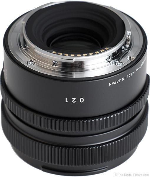 Sigma 24mm f/3.5 DG DN Contemporary Lens Mount