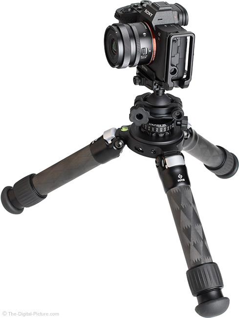 Sigma 24mm f/3.5 DG DN Contemporary Lens on Tripod