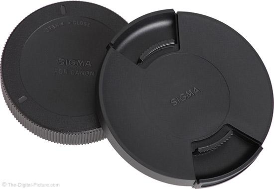 Sigma 28mm f/1.4 DG HSM Art Lens Cap