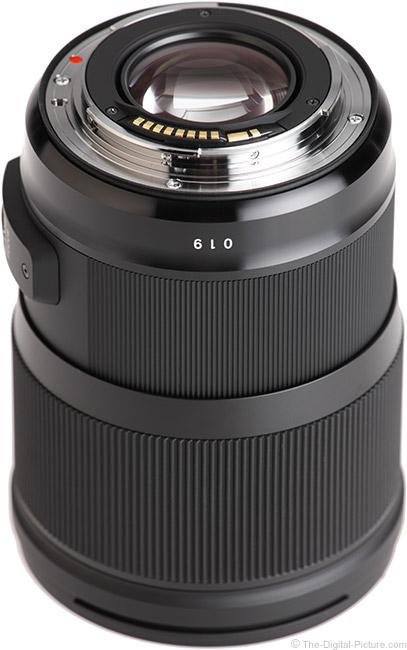 Sigma 28mm f/1.4 DG HSM Art Lens Mount