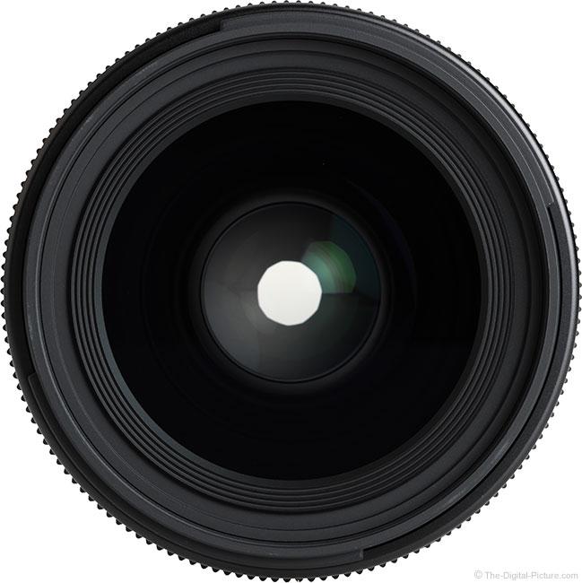 Sigma 35mm f/1.4 DG DN Art Lens Front View