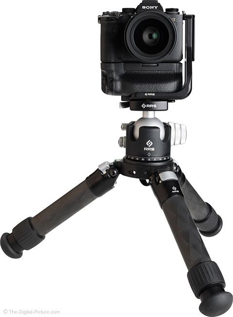 Sigma 35mm f/1.4 DG DN Art Lens on Tripod