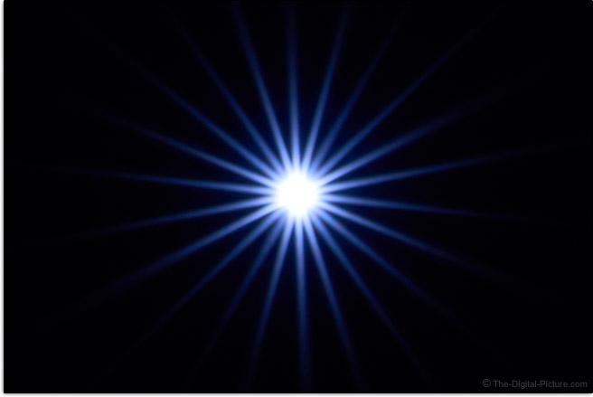 Sigma 35mm f/1.4 DG DN Art Lens Sunstar Effect Example