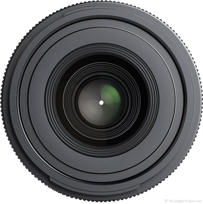 Sigma 35mm f/2 DG DN Contemporary Lens Front View