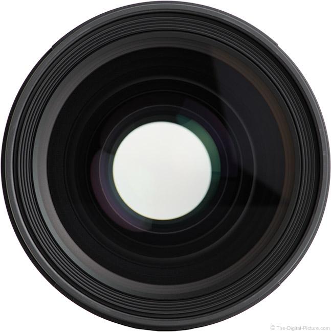 Sigma 40mm f/1.4 DG HSM Art Lens Front View
